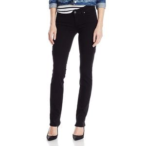 Paige Skyline Straight Black Jeans | 29